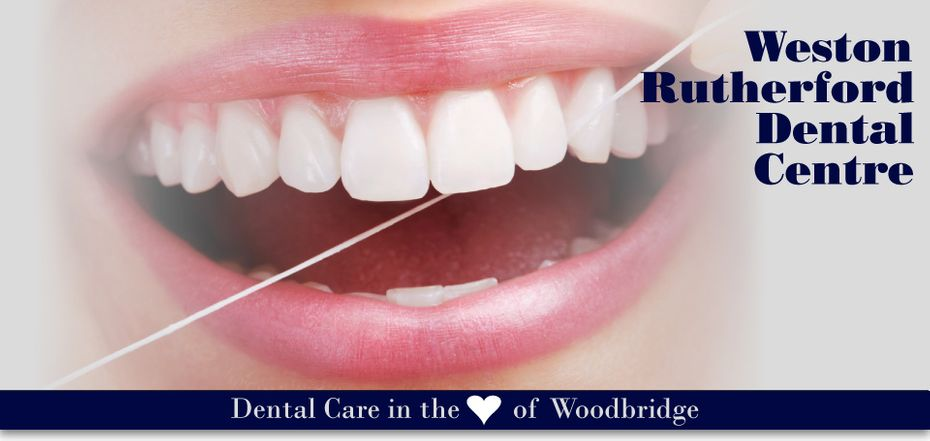 flossing - Dental Care in the Heart of Woodbridge