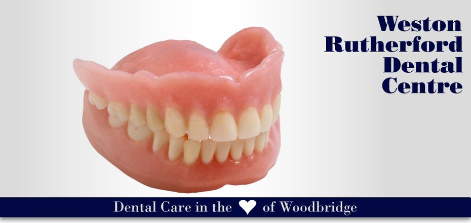 Dentures - Dental Care in the Heart of Woodbridge